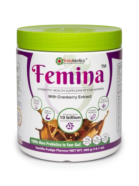 Femina Probiotic Meal Supplement with Cranberry