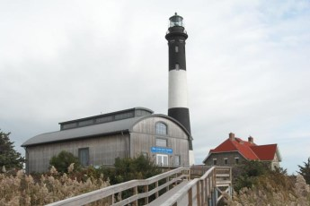 Fire Island Lighthouse, 2012 photo by Candace Clifford