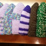 Crochet Hat Wrap Up for 2016