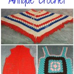 Aunt Mary's Antique Crochet circa 1974