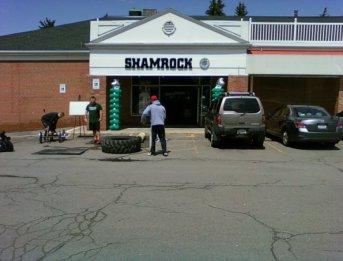 The New Shamrock Athletic Club