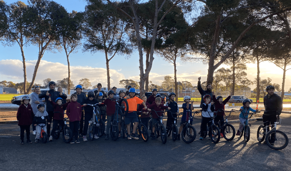 Lighthouse Youth Projects Get Stoked Balaklava