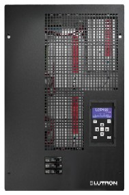 Lutron LCP128™ All-in-One Switching and Dimming Panel from Lutron Electronics is the Ideal Lighting Control Solution for Restaurants and Retail Stores