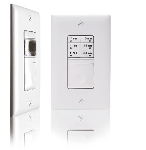 Watt Stopper Time Switches Designed for Residential Use Provide New Easy-to-Use Control Option