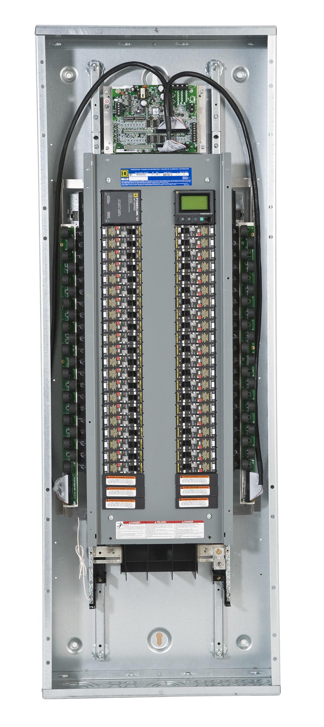 Powerlink EM Intelligent Lighting Panel ...  sc 1 st  Lighting Controls Association & Powerlink EM Intelligent Lighting Panel by Schneider Electric azcodes.com