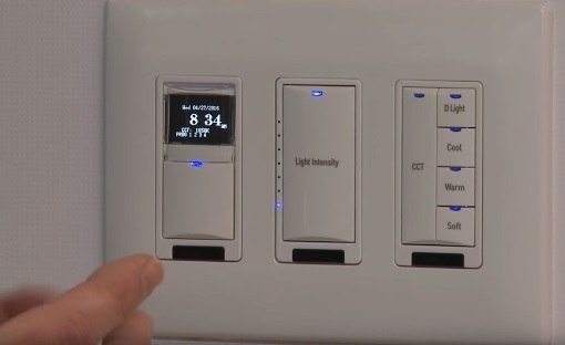 LCA TV: DMX Lighting Fixture Controller by Wattstopper