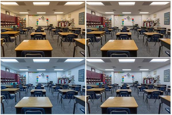 A New Report on Tunable Classroom Lighting