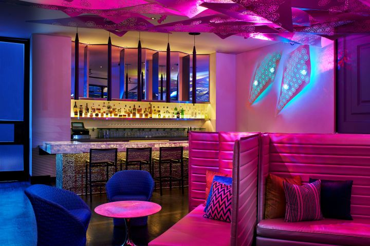 Get playful at W Hotel West Hollywood
