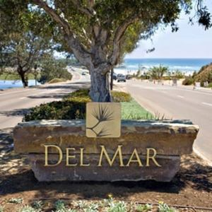 Del Mar CA Outdoor Landscape Interior Lighting