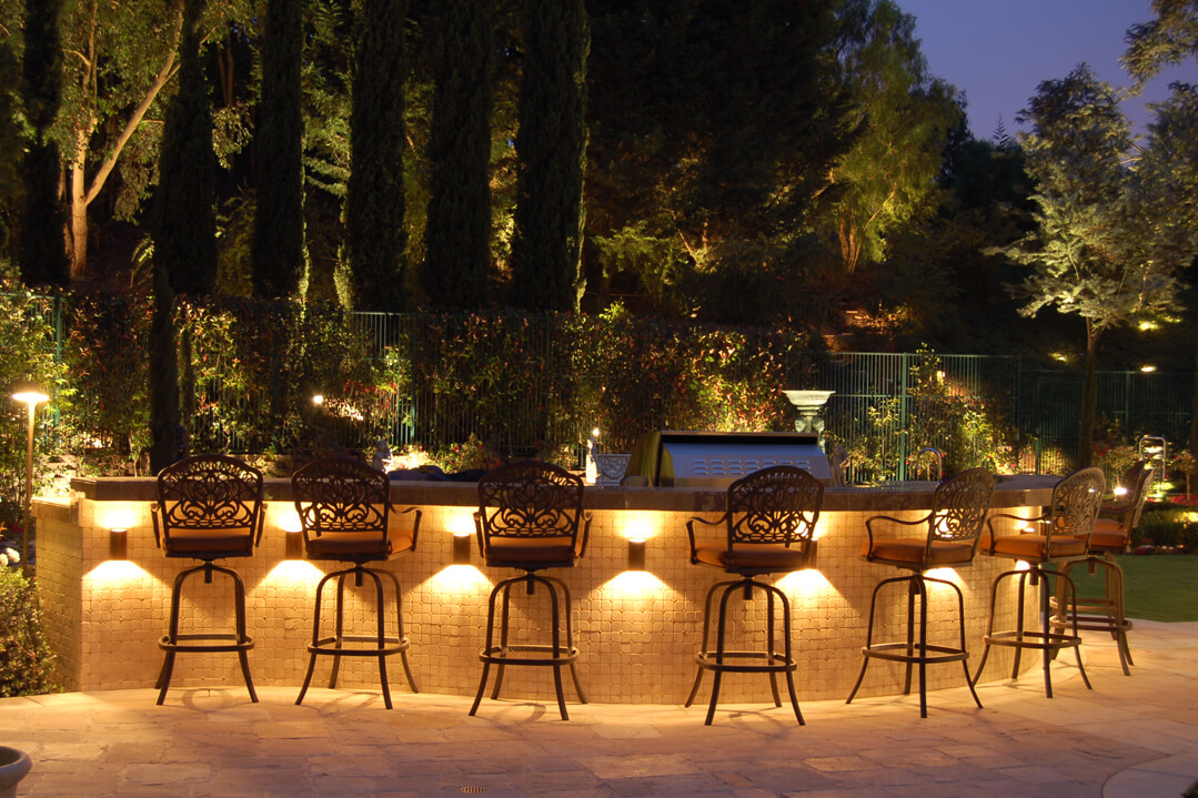 outdoor kitchen lighting ideas you ll
