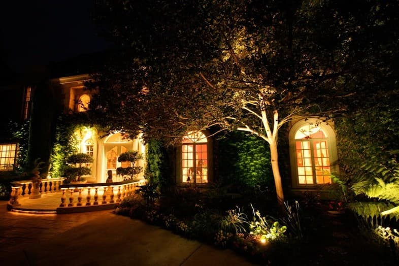 San Diego Landscape Lighting Design