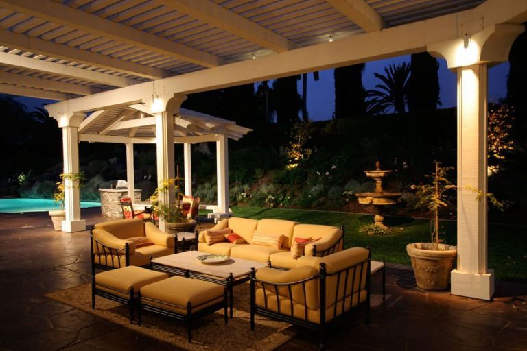 How to Use Landscape Lighting to Light Your Outdoor Patio and Beyond