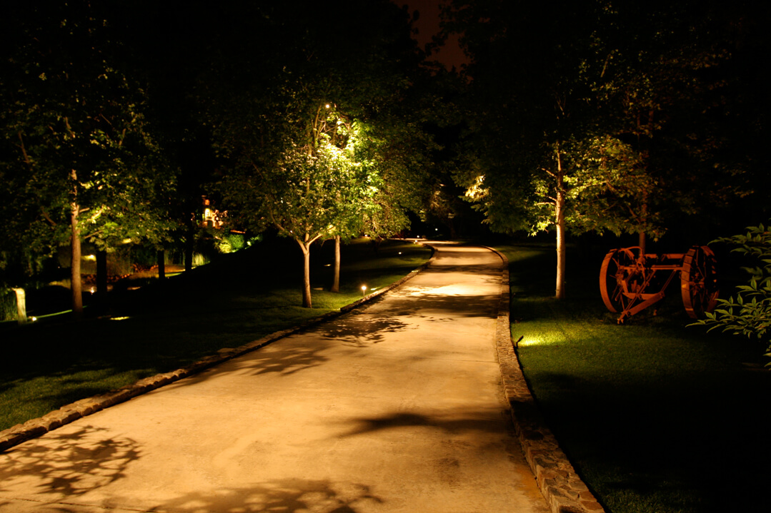 Do I Want Outdoor Path Lighting for my San Diego Home?