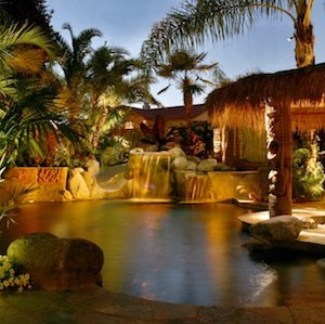Landscape and Pool Lighting