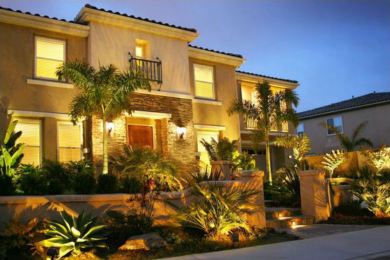 Lighting Distinctions - Home Exterior