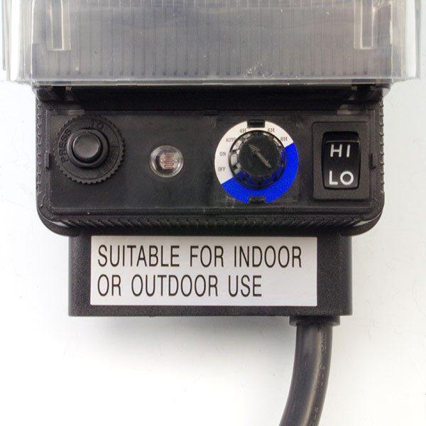 alliance 150 watt low voltage landscape lighting transformer
