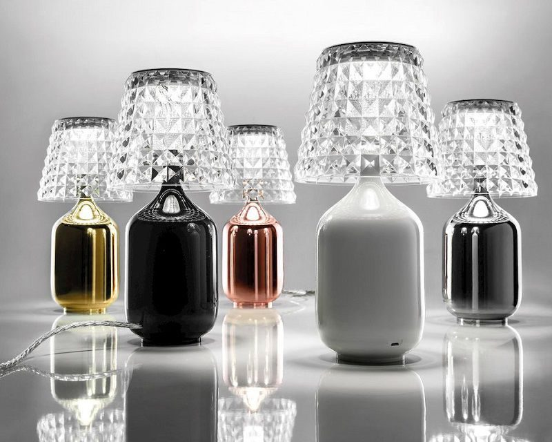 lampade da tavolo design moderno tags. Valentina Studio Italia Design Lampada Da Tavolo Led Lightinspiration It