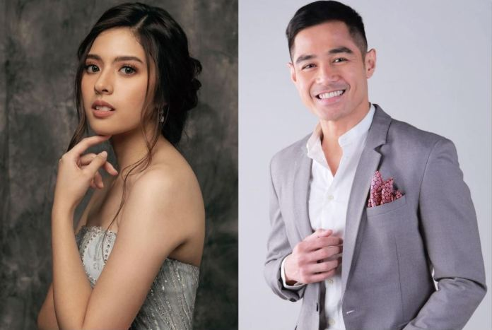 GMA Talents Ysabel and Benjamin Light it Forward