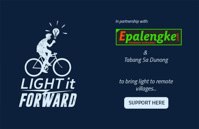 Light it Forward Epalengke