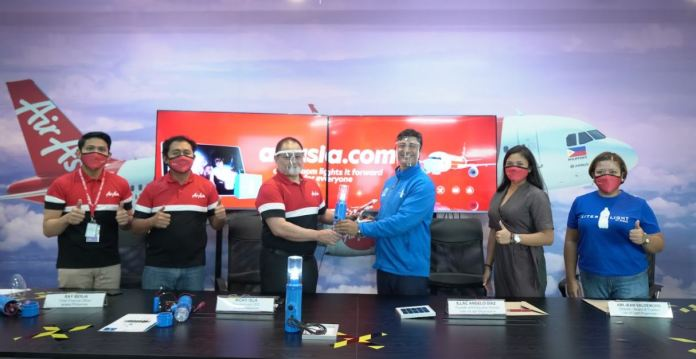 Liter of Light partnered S&P Global and AirSia Philippines