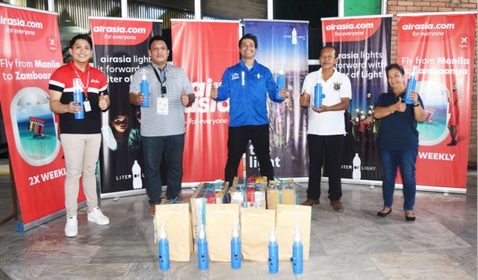 AirAsia Philippines and Liter of light