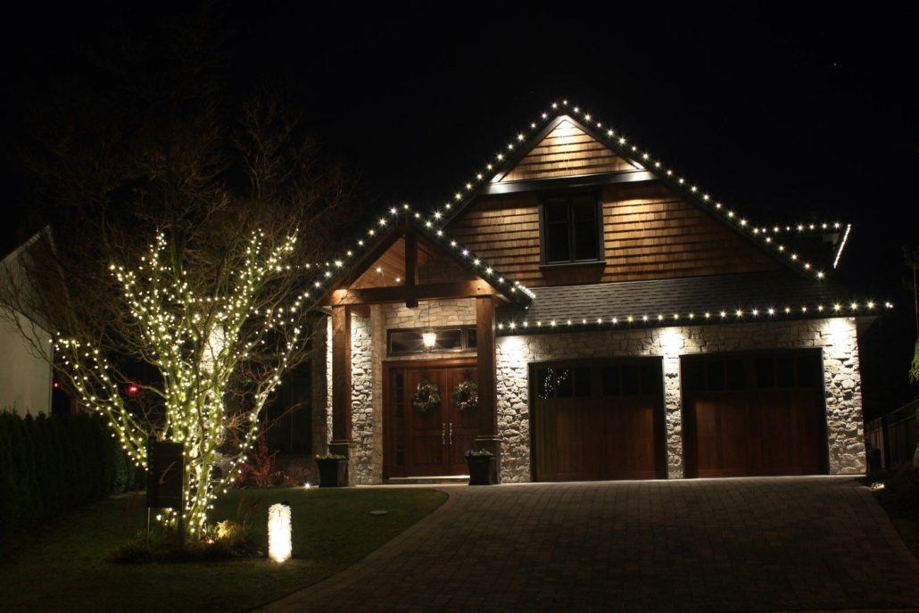 Best Christmas Light Installation In Vancouver Light Knights