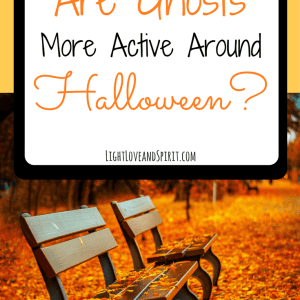 Are Ghosts More Active Around Halloween?