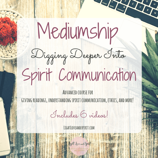 Mediumship – Digging Deeper Into Spirit Communication