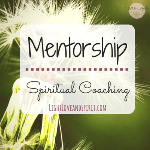 Spiritual Coaching and Mentoring