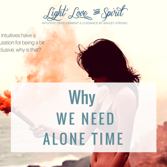Why Intuitives Require More Alone Time