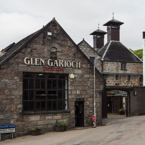 Glen Garioch of Oldmeldrum