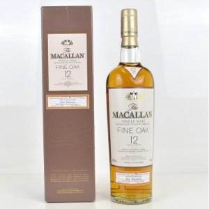 Macallan current bottle