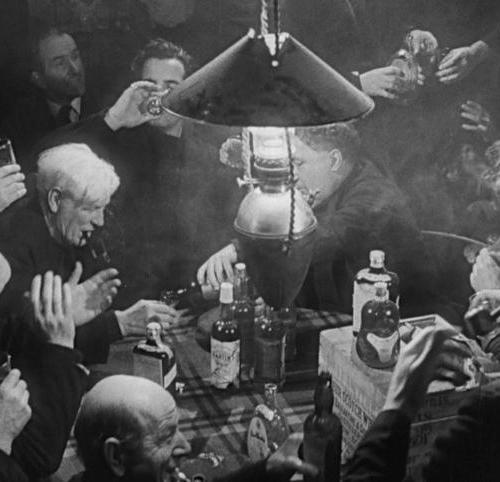 On Reading Whisky Galore