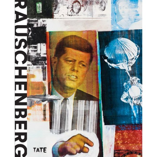 Robert Rauschenberg at the Whisky Squad