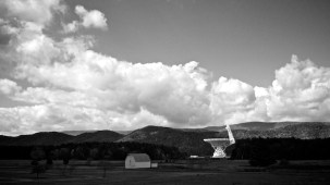 Green Bank Telescope, WV
