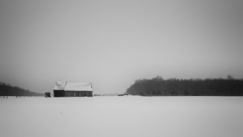 Sheep Barn, Ashtabula County, OH
