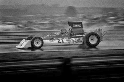 Niki Lauda in the Rain, Canadian Grand Prix, 1973