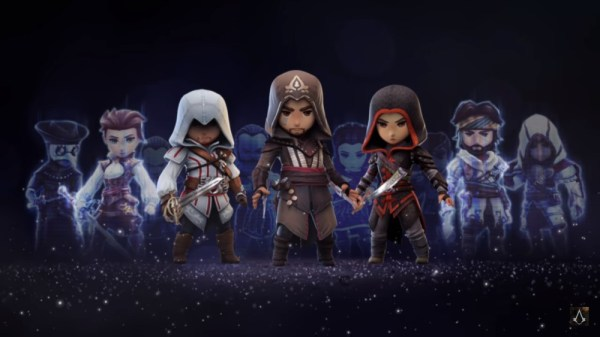 Assassin's Creed Rebellion se lancera (bientôt) à l'assaut ...