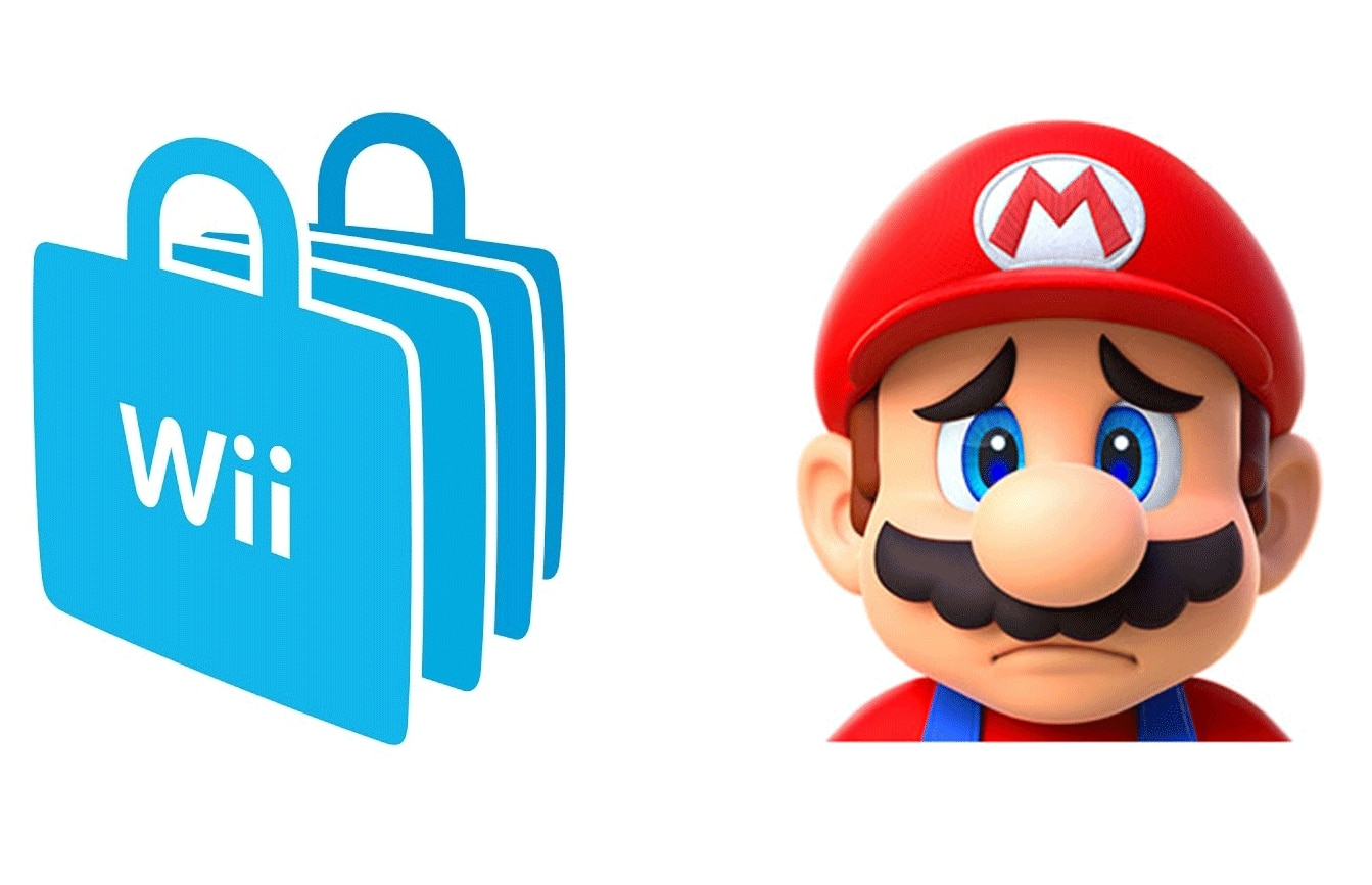 Rideau Pour Le Wii Shop Channel