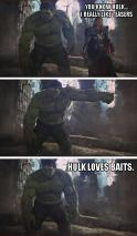 Be like Hulk