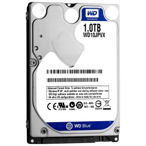 WD Blue 1TB Mobile Hard Disk Drive