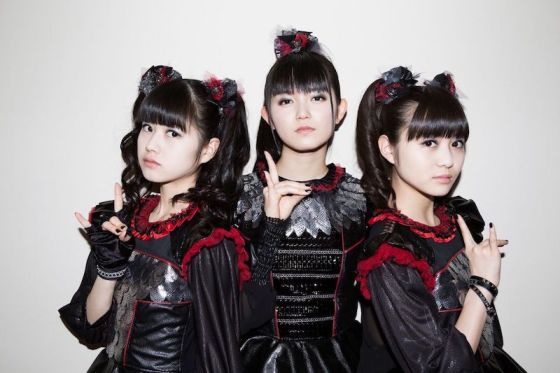Babymetal spearhead the wave of J-Rock acts that have infiltrated western music