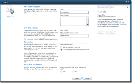 image thumb2 SharePoint 2010 Permissions management Guide