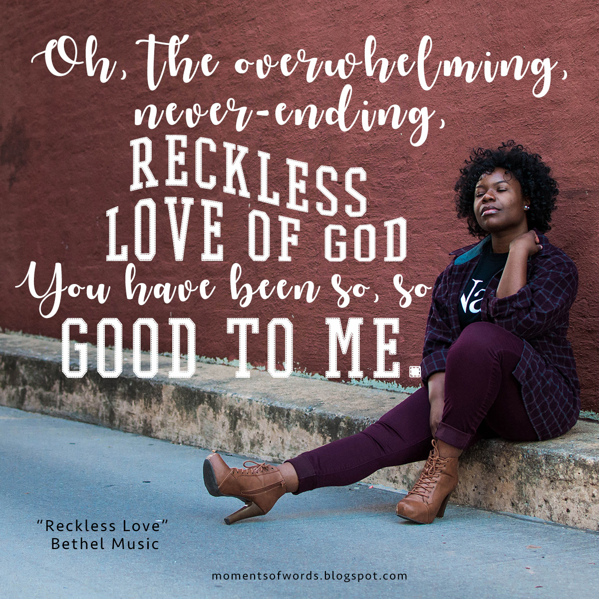 Image result for Reckless Love of God