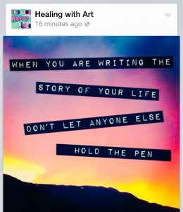 Source: Healing Through Art (Facebook site)