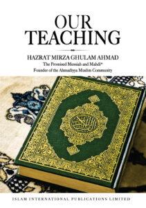 Our teachings