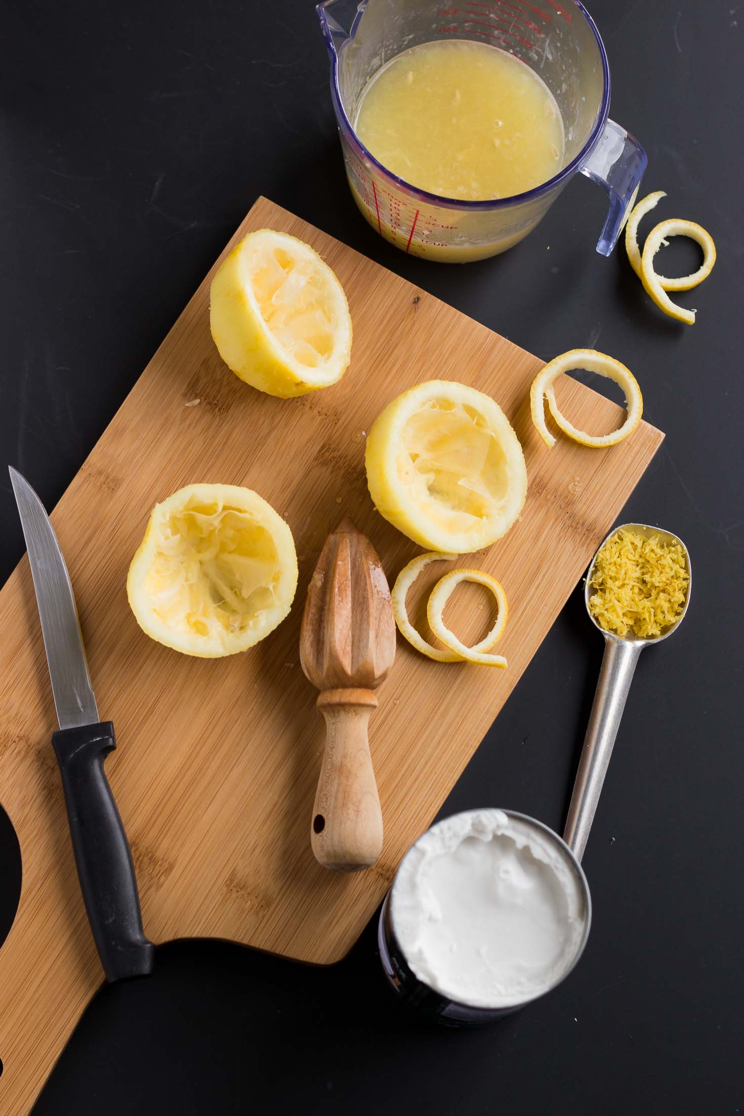 Sugar Free Coconut Lemon Curd Vegan Light Orange Bean