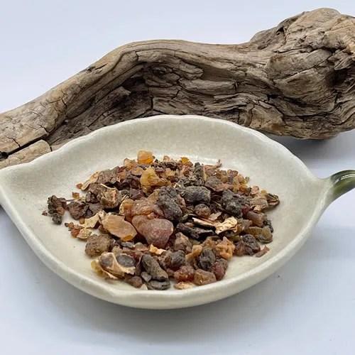 Sacred Myrrh Resin