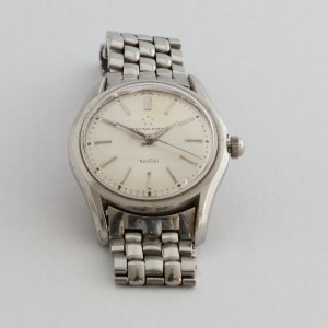 Eterna horloge na witbalans correctie
