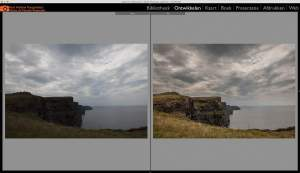cliffs of moher van naar